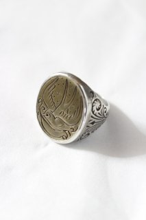 LHN JEWELRY Swallow Signet Ring