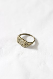 LHN JEWELRY Small Swallow Signet Ring
