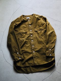 <img class='new_mark_img1' src='https://img.shop-pro.jp/img/new/icons16.gif' style='border:none;display:inline;margin:0px;padding:0px;width:auto;' />House of St.Clair - BUTTON DOWN TUNIC