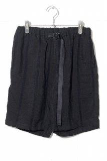 HAVERSACK - Cotton Linen Climbing Shorts -