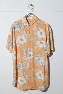 FAHERTY BRAND - Rayon Hawaiian Shirt -