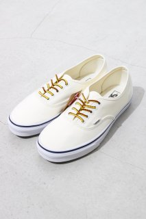 VANS × J.CREW - Canvas Authentic Sneakers
