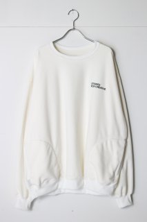 S.F.C  FLEECE SET UP White