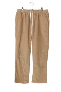 Corridor Drawstring Trousers Pincord - Taupe -