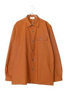 SPINNER BAIT - Ripstop Stretch Dot Button Shirt