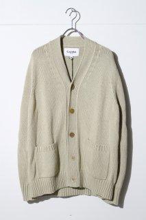 Corridor - Washed Cotton Cardigan