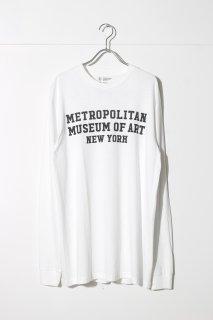 The Metropolitan Museum of Art - Met Campus Long Sleeve Tee -
