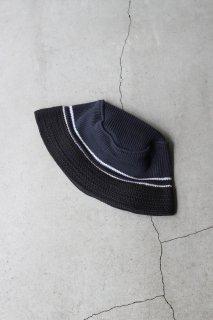 90s - Knit Bucket Hat Dead Stock