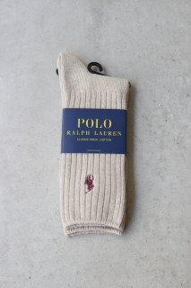 POLO RALPH LAUREN - Classic Crew Cotton Socks