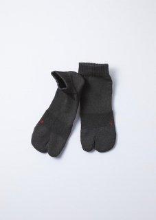 ROTOTO - Washi Tabi Pile Ankle Socks