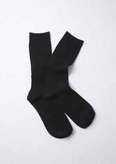 ROTOTO - Stretchly Ribbed Crew Socks