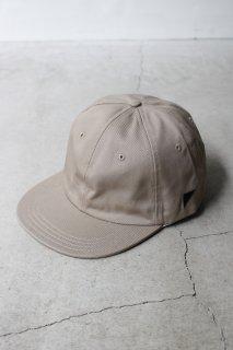 d'emploi - Khaki Twill Cap -