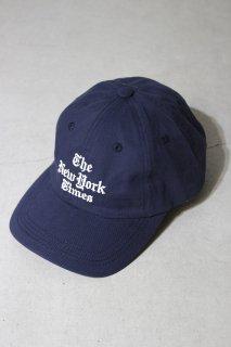 The New York Times - Stacked Logo Baseball Cap
