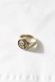 LHN JEWELRY - Mini Skull Ring -
