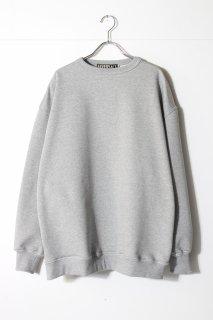 HAVERSACK - Compact Yarn Fleece Sweat Shirt