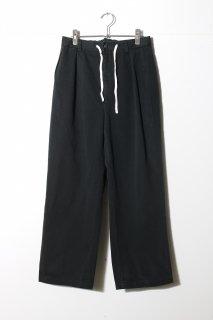 UPSIZED FIT - 2Tuck Easy Wide Pants