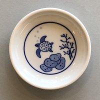 豆皿 ウミガメ