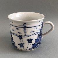 マグカップ (ウミガメ亀甲)
