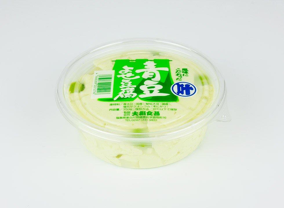 青豆よせ豆腐