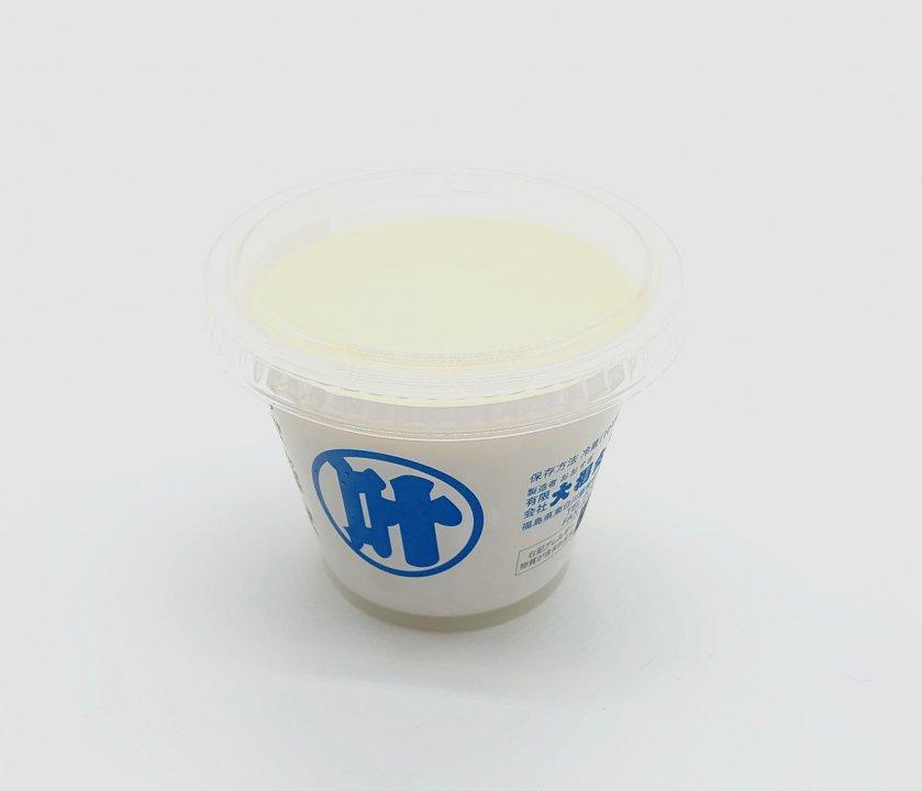 青豆豆乳パンナコッタ
