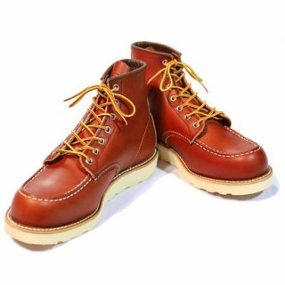 "Red Wing NO.8875 Classic work6""Moc-toe"