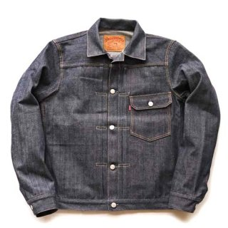 Deluxeware 1st-DENIM JACKET LOT.DX401XX