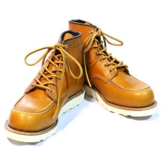 Red Wing NO.9875 IRISH SETTER 6in Moc-toe