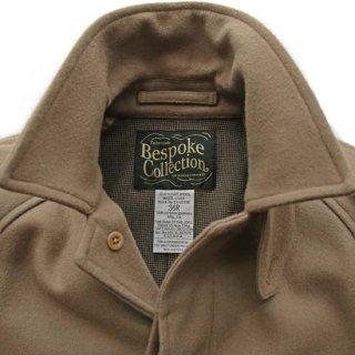 Bespoke Collection W-271 Meltonwool Pressman Overcoat