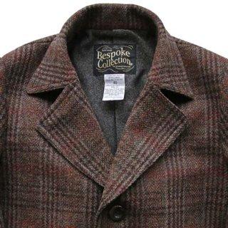 Bespoke Collection W-270 Harris Tweed Long Coat