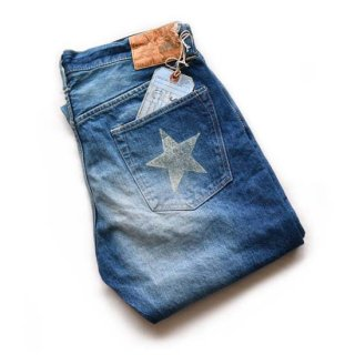 SUGAR CANE FIBER DENIM LONE STAR JEANS SLIM FIT