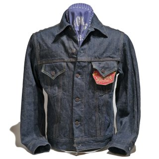 SUGAR CANE 14oz DENIM JACKET 1962MODEL(3rd Style)
