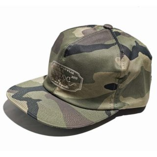 THE H.W.DOG&CO. TRUCKER CAMO CAP(D-00004-K)
