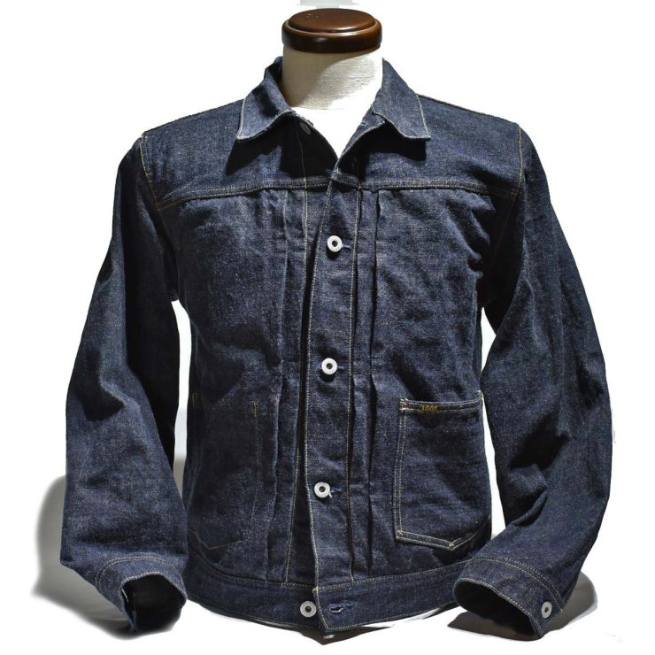 TROPHY CLOTHING 2605 DIRT DENIM JACKET
