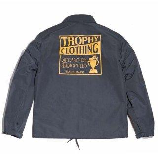 TROPHY CLOTHING BOX LOGO WARM UP JACKET(TR21SP-501/TR20SP-504)
