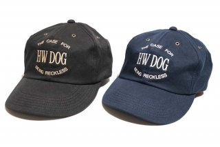 THE H.W.DOG&CO. COTTON TWILL STORE CAP (D-00450)