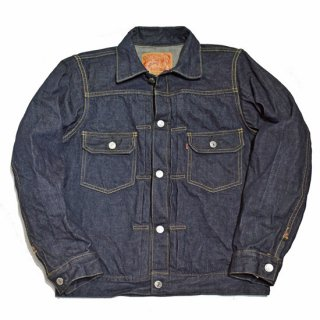 Deluxeware 2nd-DENIM JACKET(DX402AXX)