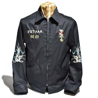 Tailor TOYO・Late 1960s Style Cotton Vietnam Jacket