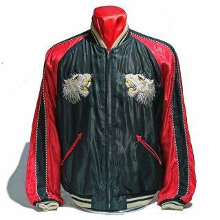 Tailor TOYO・Mid 1950s Style Acetate Souvenir Jacket