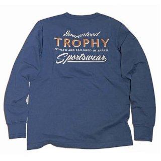 TROPHY CLOTHING SPORTSWEAR OD L/S POCKET TEE (TR21SS-201)