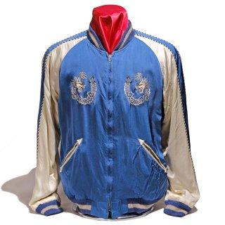 "Early 1950s Style Acetate Souvenir Jacket ""Special Edition ""PHOENIX""דTIGER (HAND PRINT)""TT14852-125"