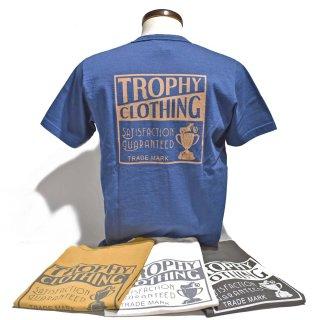 TROPHY CLOTHING BOX LOGO OD S/S POCKET TEE (TR21SS-204)