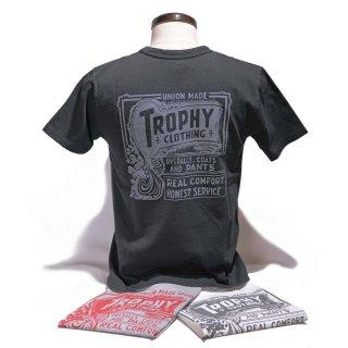 TROPHY CLOTHING  UNION LOGO LW S/S POCKET TEE (TR21SS-209)