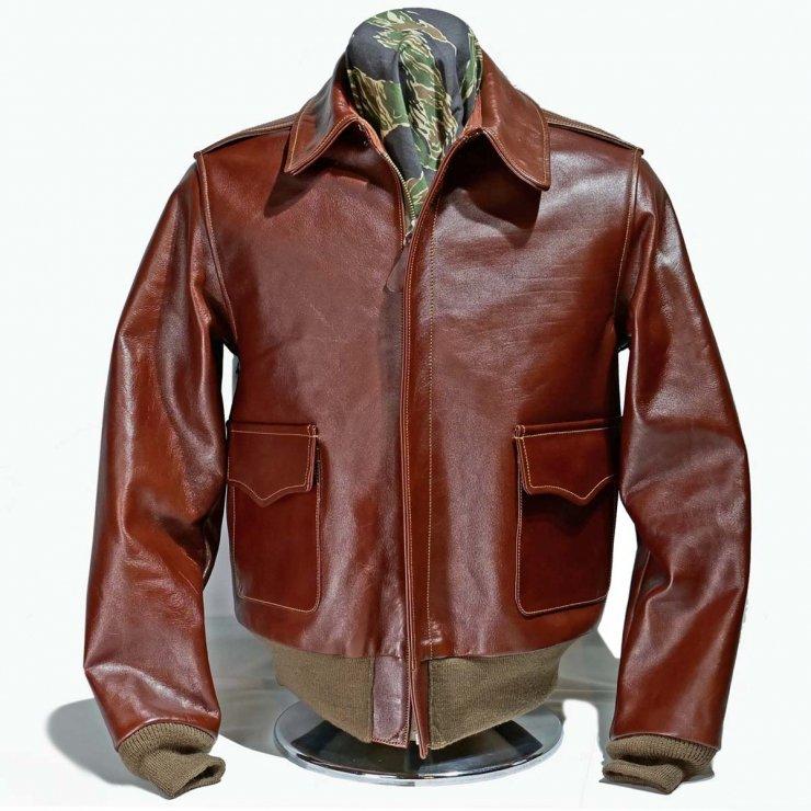 Buzz Rickson's TYPE A-2 ROUGH WEAR CLOTHING CO. (AC-18091) BR80595-01