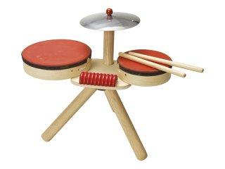 [3歳-]ミュージカルバンド II〈楽器のおもちゃ〉PLANTOYS