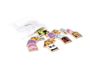 [3歳-]アニマルメモ〈神経衰弱・メモリーゲーム〉PLANTOYS