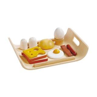 [3歳-]朝食メニュー〈おままごと・ごっこ遊び〉PLANTOYS