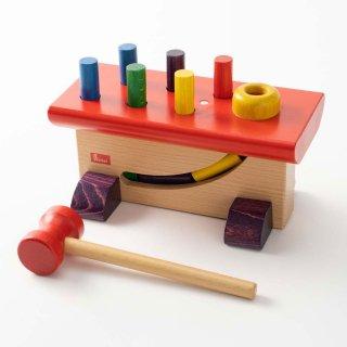 [2歳-]大工さん〈ハンマートイ〉NIC