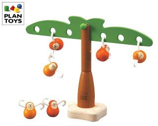 [3歳-]おさるのバランスゲーム PLANTOYS