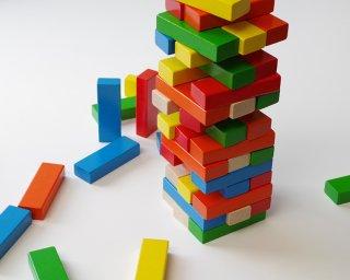 [3歳-]バランスタワー〈バランスゲーム〉ANTON SCHIMMER