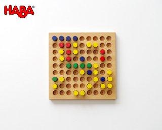 【製造終了】[2歳半-]小さなペグボード〈ペグさし・木のおもちゃ〉HABA